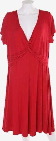 BODYFLIRT Dress in 4XL-5XL in Red