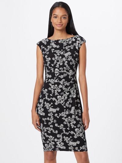Lauren Ralph Lauren Haljina u crna / bijela, Prikaz modela