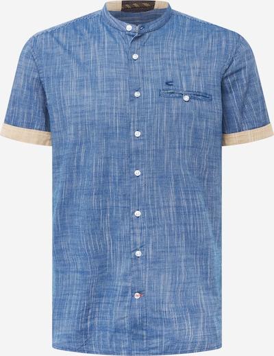 CAMEL ACTIVE Skjorta i beige / blå, Produktvy