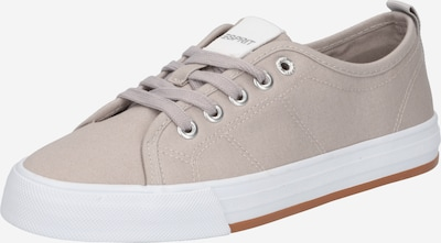 ESPRIT Sneaker 'Simona' in greige, Produktansicht
