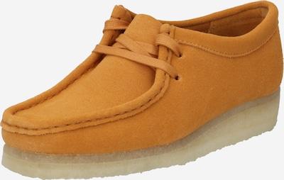 Clarks Originals Knytsko 'Wallabee' i orange, Produktvy