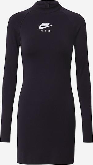 Suknelė iš Nike Sportswear , spalva - juoda / balta: Vaizdas iš priekio