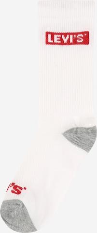 Șosete de la LEVI'S pe alb