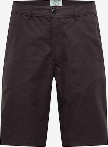 Pantalon chino 'Hector' Kronstadt en noir