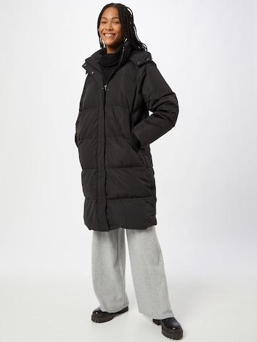MOSS COPENHAGEN Mantel in Schwarz