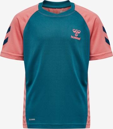 Hummel Performance Shirt in Blue
