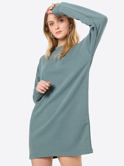 Missguided Oversized dress in Pastel blue, View model