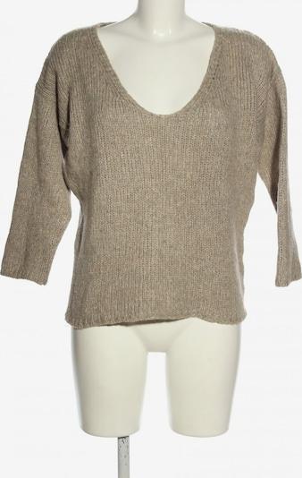 Humanoid V-Ausschnitt-Pullover in S in wollweiß, Produktansicht