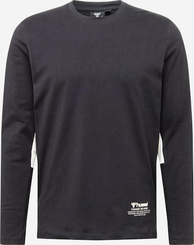 Hummel Koszulka funkcyjna 'Alaska' w kolorze szary / czarny / białym, Podgląd produktu