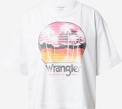 Tricou 'BOXY' WRANGLER pe mai multe culori / alb, Vizualizare produs
