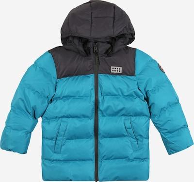 LEGO WEAR Jacke in blau / silber, Produktansicht