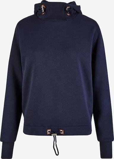 Vestino Sweatshirt in dunkelblau, Produktansicht