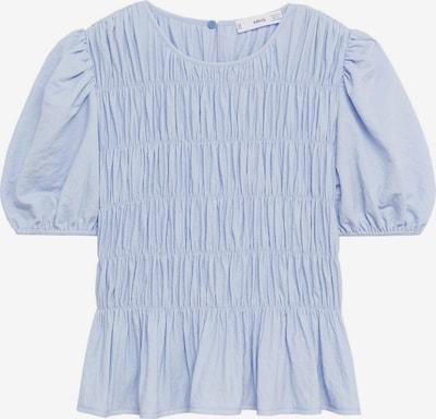 MANGO Shirt 'ROMEO' in rauchblau, Produktansicht