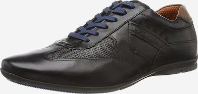 DANIEL HECHTER Schnürschuhe in schwarz, Produktansicht