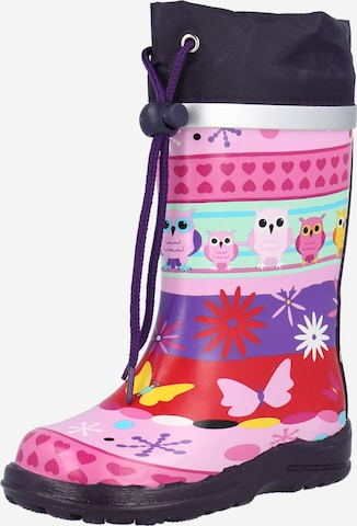 BECK Rubber Boots in Mixed colors