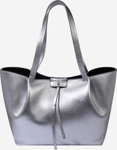 PATRIZIA PEPE Tasche 'BORSA' in silber, Produktansicht