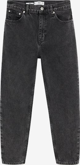 MANGO Mom Jeans in schwarz, Produktansicht