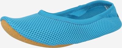 BECK Huisschoenen 'Airs' in de kleur Turquoise, Productweergave