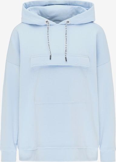 myMo ATHLSR Sweatshirt in hellblau, Produktansicht