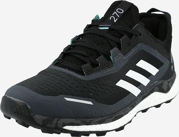 adidas Terrex Running Shoes 'Agravic Flow' in Black
