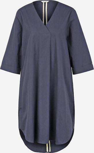 Frogbox Kleid aus Popeline in blau, Produktansicht