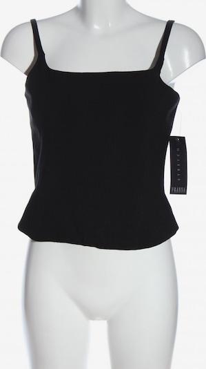 Fransa Corsagen Top in M in schwarz, Produktansicht