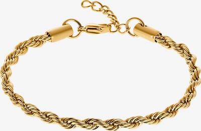 Heideman Armband 'Caius' in gold, Produktansicht