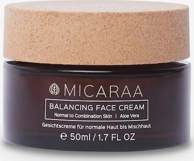 MICARAA Naturkosmetik Gesichtscreme Natural Face Cream 50ml in weiß, Produktansicht