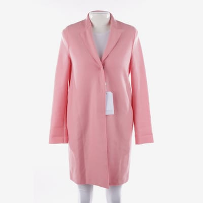 Harris Wharf London Wollmantel in S in rosa, Produktansicht
