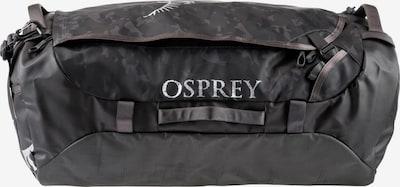 Osprey Reisetasche 'Transporter 95 Duffle' in schwarz, Produktansicht
