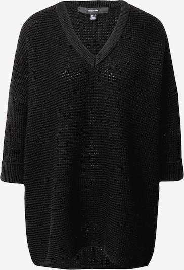 VERO MODA Pulover 'Leanna' | črna barva, Prikaz izdelka