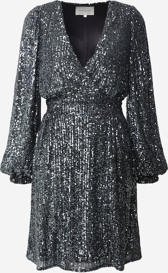 By Malina Cocktail dress 'Joan' in black / silver, Item view