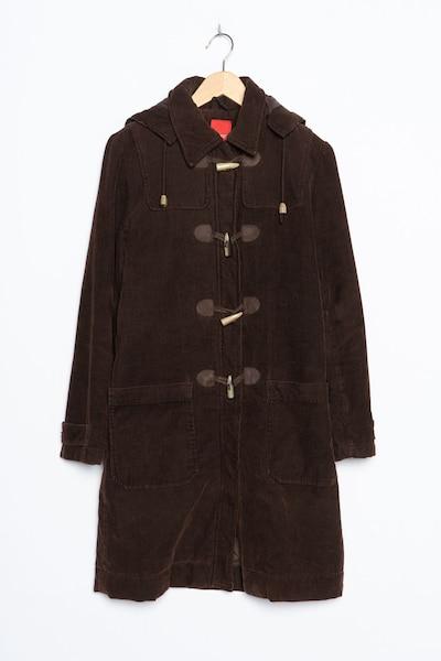ESPRIT Cord-Jacke in S in dunkelbraun, Produktansicht