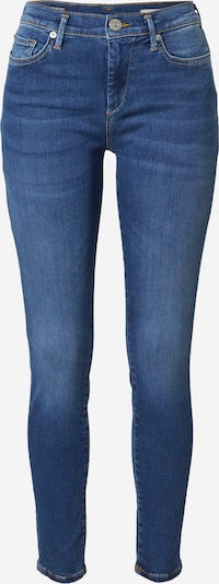 True Religion Jeans 'HIGHRISE HALLE TRUEFLEX BLUE DENIM' i blue denim, Produktvisning
