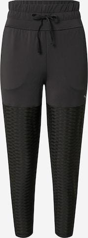 juoda PUMA Sportinės kelnės