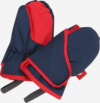 FINKID Rękawiczki 'LAPANEN' w kolorze granatowy / czerwonym, Podgląd produktu