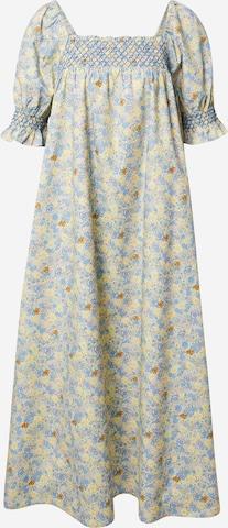Résumé Kleid 'Eileen' in Grün