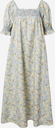 Résumé Haljina 'Eileen' u kraljevsko plava / pastelno žuta / pastelno zelena / tamno narančasta / pastelno roza, Pregled proizvoda