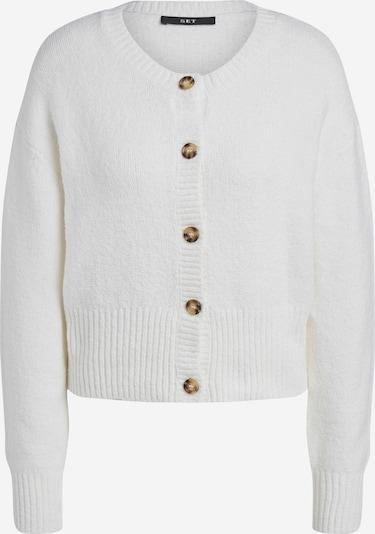 SET Cardigan in weiß, Produktansicht