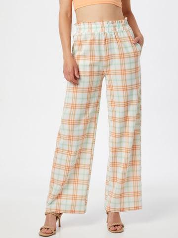 Résumé Trousers 'Embla' in Orange