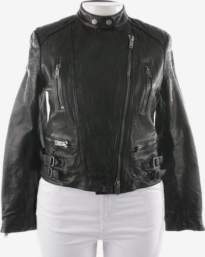 POLO RALPH LAUREN Lederjacke in L in schwarz, Produktansicht
