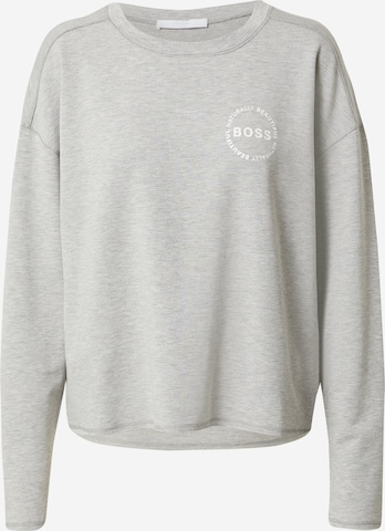 BOSS Casual Sweatshirt 'Elina' in Grey