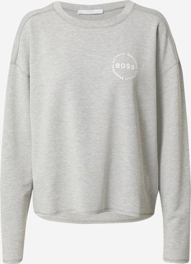 BOSS Casual Μπλούζα φούτερ 'Elina' σε γκρι, Άποψη προϊόντος