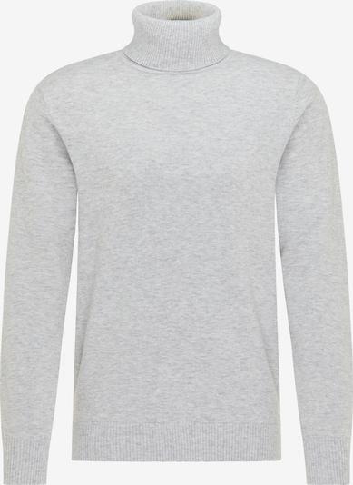 DreiMaster Klassik Pullover in hellgrau, Produktansicht