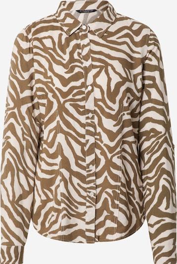 ZABAIONE Bluza 'Denise' u bež / kaki, Pregled proizvoda