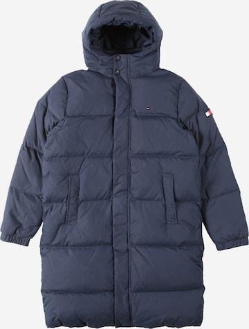TOMMY HILFIGER Coat in Blue