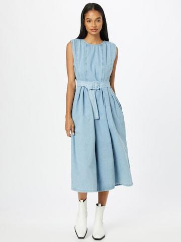 Gestuz Kleid 'Alba' in Blau