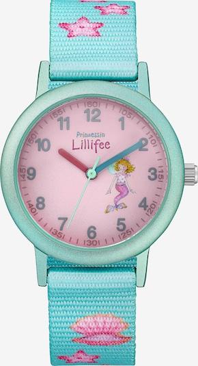 PRINZESSIN LILLIFEE Uhr in türkis / pink, Produktansicht