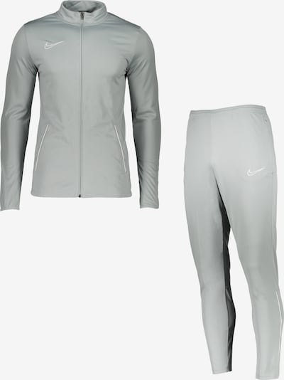 NIKE Tracksuit 'Academy' in Grey / White, Item view