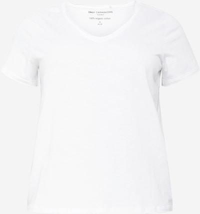 ONLY Carmakoma Shirt 'Bonnie' in weiß, Produktansicht